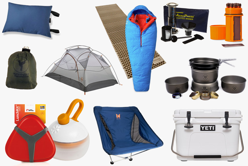 8 Must Have Camping Gear For Beginners