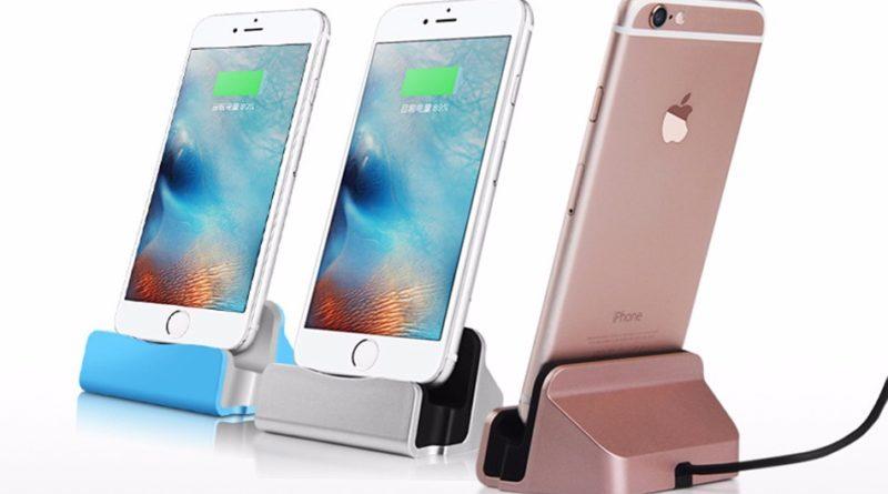 iPad Charging