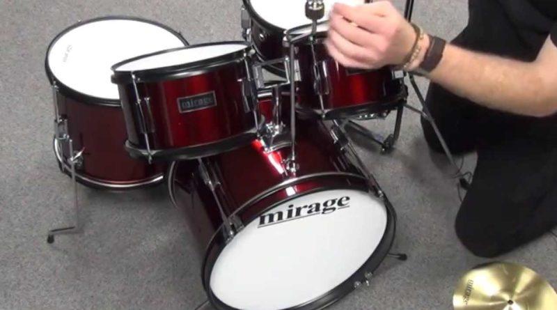 Kids First Drum Kit