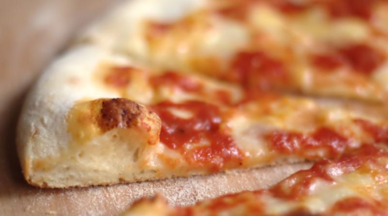 Crunchy Italian Pizza Recipe